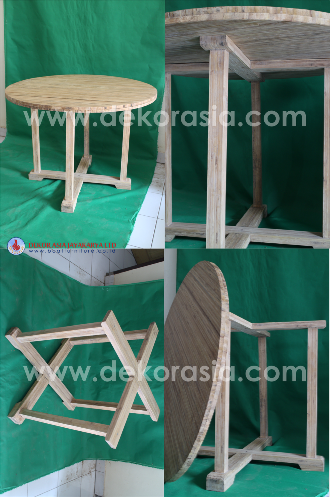 Bamboo Table Design Ideas