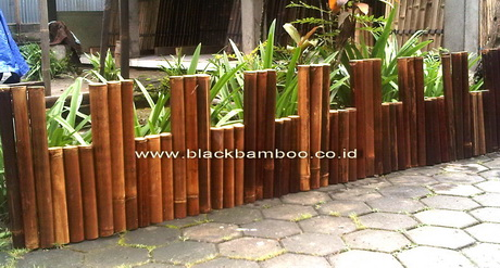 BAMBOO EDGING - BORDER
