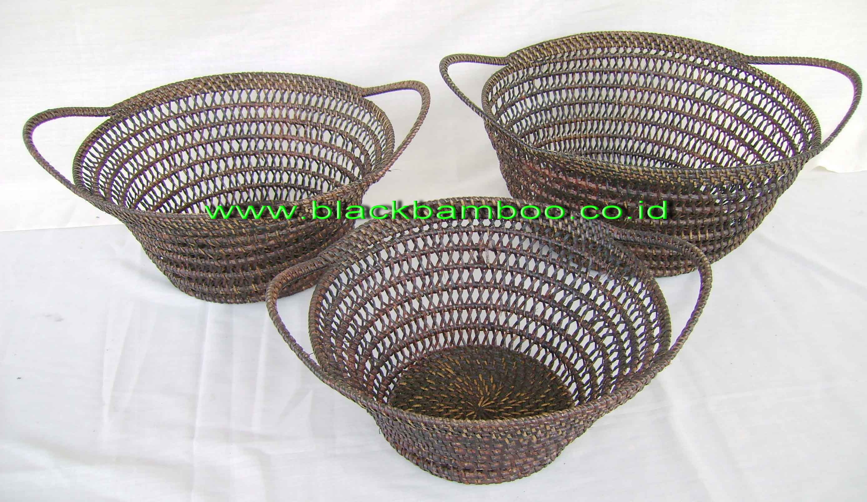 FRUIT BASKET SET OF 3